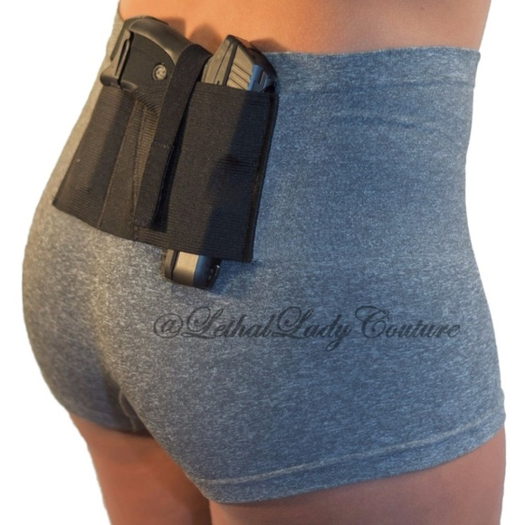 Womens Concealed Carry Gray W